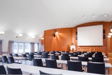Bygget fest och konferens