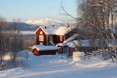 Hemavan Fjällstation / SMU Fjällgård