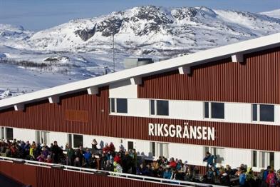 Hotell Riksgränsen