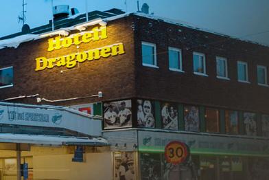 Hotell Dragonen