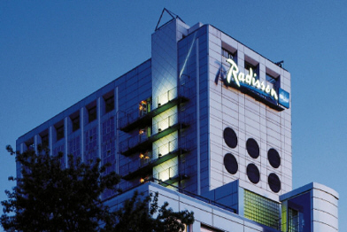 Radisson Blu Falconer Hotel